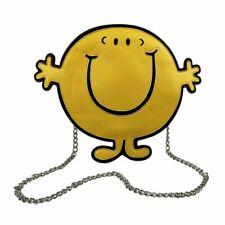 Mr. Men Mr Happy Cross Body Bag Handbag - Cosplay Funky Kitsch Accessories