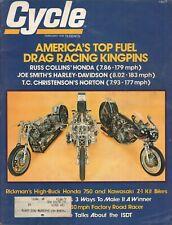 1976 February Cycle - Vintage Motorcycle Magazine