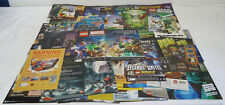 LEGO ad collection ~ 74 ads of LEGO toys, television, parks and games