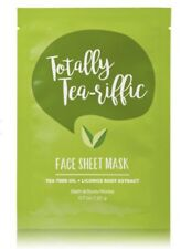 Bath & Body Works Face Sheet Mask Totally Tea-riffic