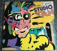 LP FRANK ZAPPA STUDIO TAN 1ST 1978 UK PRESS K 59210 VG/EX
