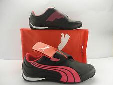PUMA Freizeit-Turnschuhe/- Sneaker für Mädchen mit Klettverschluss