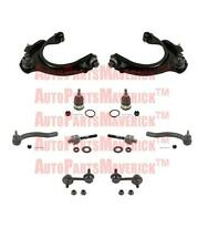 Honda Accord 2003-2007 A/T Upper Control Arms Ball Joints Sway Bars and Tie Rods