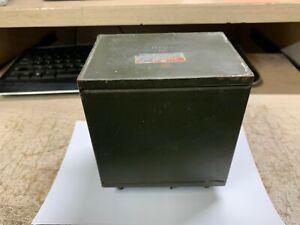VINTAGE TUBE AMP POWER TRANSFORMER #4