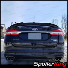 SpoilerKing 284FC (Fits: Fusion 2013-on) Rear Add-on Gurney Flap for OE spoiler