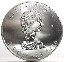 CANADA (Elisabetta II) 5 $ Dollars 1988