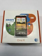 HTC One X - 16GB - White (AT&T) Smartphone New