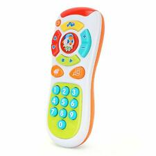 Zooawa Baby Kids Cartoon Music Early Learning Toy Remote Control Cell Phone Gift