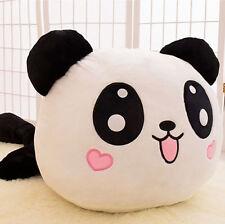 Baby Kids Plush Doll Toy Stuffed Animal Panda Soft Pillow Cushion Bolster Gift