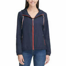 NEW!!! Tommy Hilfiger Womens Full Zip Rain...