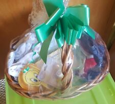 NWT BABY BASKET GIFT ASSORTMENT