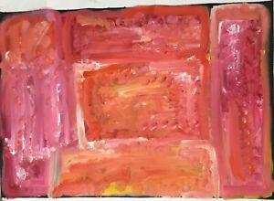 "KUDDITJI  KNGWARREYE, ""My Country "" Highly Collectable Aboriginal Art,"