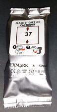 37 color Lexmark ink - printer z2420 z2410 z2400 x6675 x6650 x5650 x5630 x4650