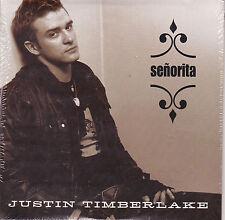 CD CARTONNE CARDSLEEVE 2T JUSTIN TIMBERLAKE SENORITA DE 2003 NEUF SCELLE