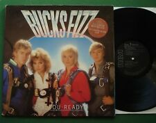 Bucks Fizz Are You Ready inc Land Of Make Believe + RCA LP 8000 LP