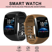 XGODY Sport Smart Watch Wristband Heart Rate Wristwatches For Android IOS iPhone