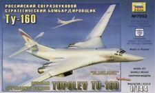 Zvezda 1/144 Tupolev Tu-160 Blackjack # 7002