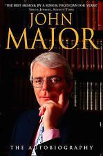 USED (GD) John Major: The Autobiography by John Major