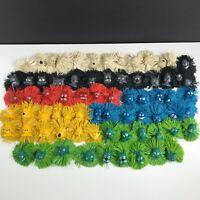 Lot of 72 Rubber Koosh Pom Ball Quiet Tactile Stretchy Fidget Sensory Animal Toy