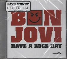 BON JOVI Have a nice day 4 TRACK CD  NEW - STILL SEALED