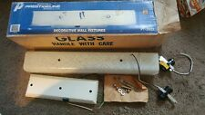 NIB NEW Vtg Prestigeline Wall Light Fixture PT-2602 Complete & Ready to Install!