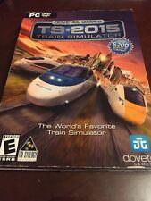Train Simulator 2015 (PC) SEALED