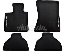 BMW X5 Series E70 E70LCI Black Carpets With M Performance 2007-2013 LHD