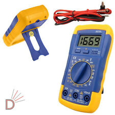 Auto Range A830L Digital LCD Voltmeter Multimeter Tester Ammeter AC DC OHM Meter