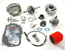 HONDA ATC70 117CC RACE HEAD BIG BORE STROKER CRANK CARB HEAD KIT TBW9095 54MM