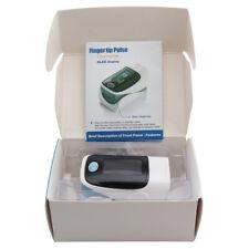 Fingerspitze Pulse Oximeter Pulse Blood Oxygen SpO2 Monitor des Pulses A18 Blue