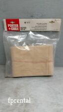 PORTER-CABLE 78121 Dry Filter Bags for 7812 Power Tool Triggered Vacuum (3-Pack
