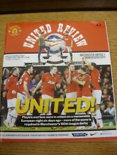 25/03/2014 Manchester United v Manchester City  . Thanks for viewing our item, i