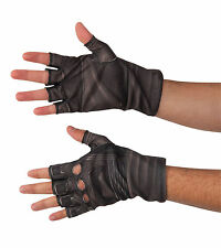 Adult Size Captain America Gloves Costume Accessory Halloween