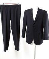 strellson Anzug TOP ZUSTAND! Gr. 50 / M Wolle (SUPER 100'S) Business Suit