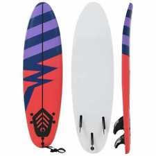 Vidaxl Tavola da Surf 170 cm Design a Strisce ricreazione Outdoor