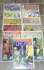 Image Comic The Walking Dead #114-124  2013  N.M