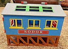 **VERY NICE** Thomas & Friends Take Along SODOR COVERED BRIDGE (2007)