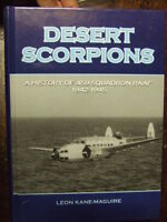 Desert Scorpions: A History of 459 Squadron RAAF 1942-1945 WWII