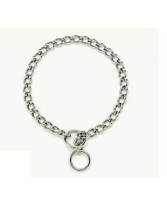 "Coastal Pet choke chain X HEAVY 4 MM 26"" Metal Dog Collar choker Alliance Extra"