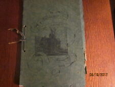 1915 Yearbook Ebay