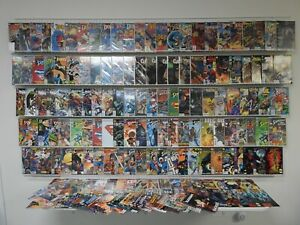 Huge Lot 170 Comics W/ Batman, Superman, Demon, Nightwing+!! Avg VF- Condition!!