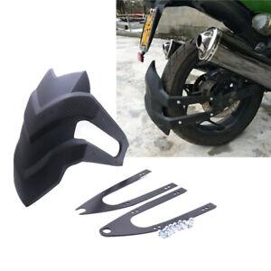 Motorbike Mudguard Fender Fit for Square Flat Fork Tires, 14-18 inch Wheel hub