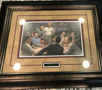 Andy Thomas - Grand Old Gang - Collectible Presidential  Framed 31X25