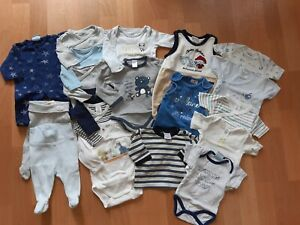 Bekleidungspaket Junge Gr. 50/56 Baby Kleidung Babyboy
