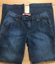 Gap Flare Blue Jeans Womens Size 6