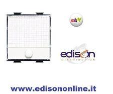 PULSANTE CAMPANELLO BTICINO MATIX AM5008 10A 250V CHIME BUTTON - BOUTON CARILLON