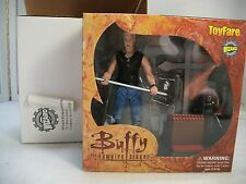 "ToyFare Buffy The Vampire Slayer Spike Fool For Love Action Figure 6"" Tall NIB"
