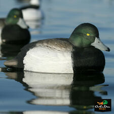 AVERY GREENHEAD GEAR GHG OVERSIZE OS SCAUP BLUEBILL DUCK DECOYS 1/2 DOZEN 6