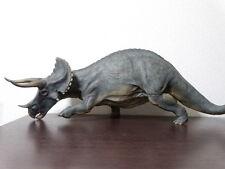 "Triceratops Big 27.6"" Kit Completed Figure Monster Dinosaur"