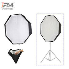 "Umbrella Softbox For SpeedLight Flash 120cm / 47"" Octagon Softbox Off-camera"